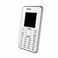 2017 aeku i9 Мини аварийной карты телефон с резервного копирования бумажник ультратонкие Студенческая версия Bluetooth телефон
