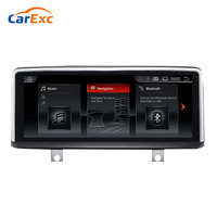 Android 4.4 10.25Car DVD GPS Satnav Navigation Multimedia Auto Radio Bluetooth OBD Wifi DAB+ HD Touch Screen For BMW X1 F48
