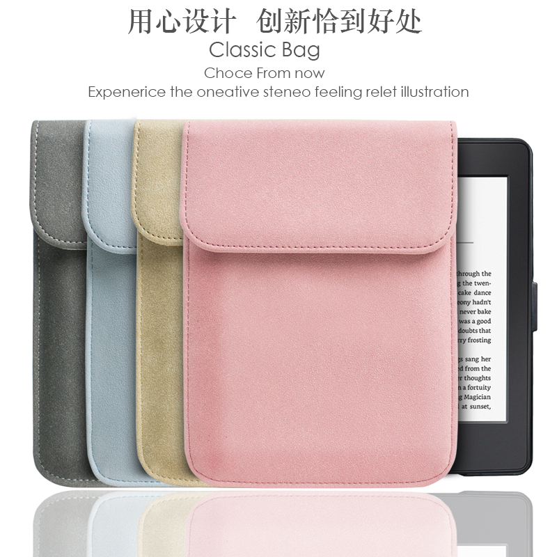 6 Shockproof Sleeve Kindle Paperwhite 2 3 Case Kindle 8 Case Voyage Ebook Cover Pocketbook Pouch Case for Amazon Kindle 6 inch аккумулятор для amazon kindle 3 1900mah cameronsino
