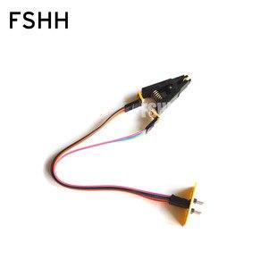 Image 3 - 150mil 200mil SOIC8 SOP8 اختبار كليب ل EEPROM / 93CXX / 25CXX / 24CXX في الدائرة البرمجة