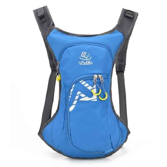 Saco de bicicleta impermeável respirável 10l ultraleve escalada mochila das mulheres dos homens ciclismo saco de água respirável esportes ao ar livre 4