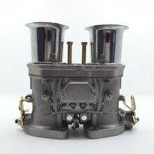 2 PCS 44 IDF Carburetor With Air Horn For Bug/Beetle/VW/Fiat/Porsche replece weber carb