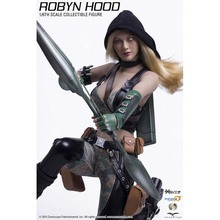 Phicen PL2015-79 1:6 Doll Robyn Hood Archer Action Figure Collectible 1/6 Female Seamless Body with Metal Skeleton Fast Shipping