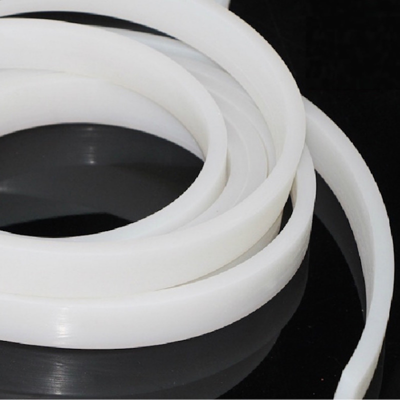 15x30mm Solid Silicone Rubber Bar Anti aging Temperature Resistance Seal Strip Tape Sealants Styling Mouldings SGS