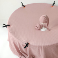 Baby Accessories Hat Wraps Backdrops Set Newborn Photography Props Bebe Background fotografia Photo Shoot Product Studio Kits
