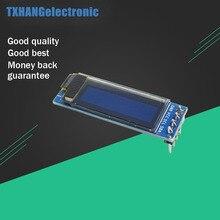0.91 Inch 128×32 IIC I2C Blue OLED LCD Display DIY Module SSD1306 Driver IC DC 3.3V 5V For Arduino PIC