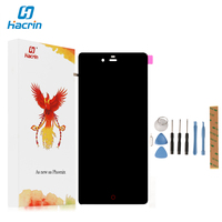For ZTE Nubia Z9 MAX Lcd Display Touch Screen Tool High Quality 100 New Digitizer Glass