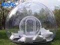 GB01 TPU Werbung hüpfburgen zelt/aufblasbare klar zelt/klar Fertig Blase Zelte/aufblasbarer globus zelt + Reparatur Kits-in Aufblasbare Hüpfburg aus Spielzeug und Hobbys bei
