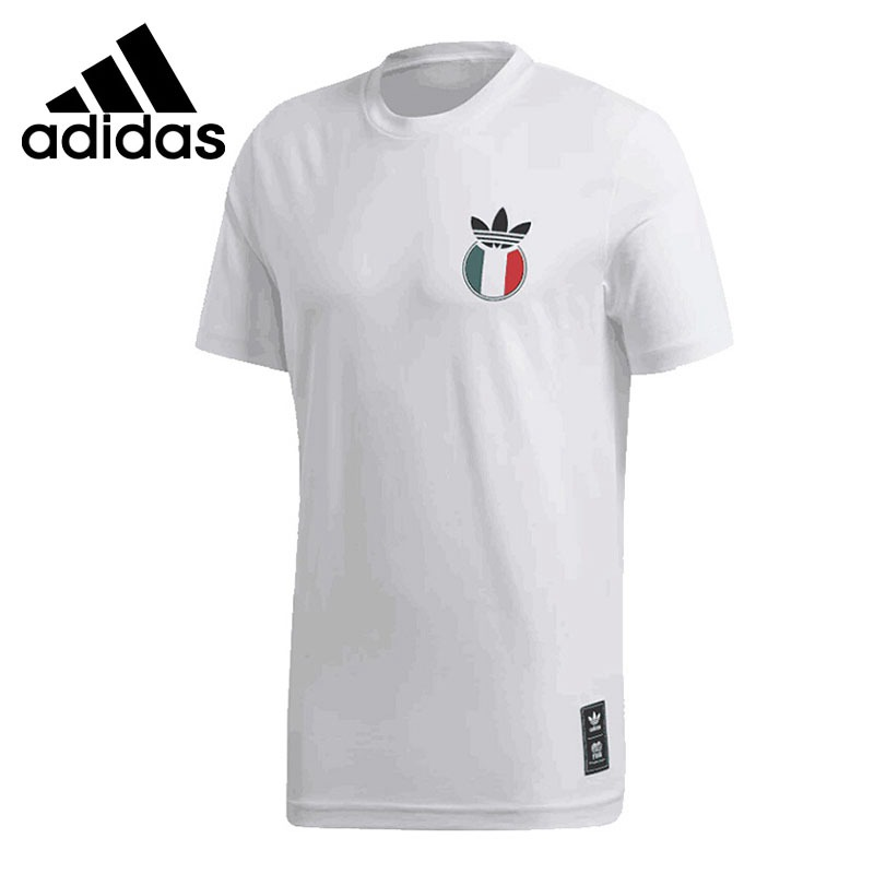 Original New Arrival 2018 Adidas Originals 90 TOUR TEE Men's T-shirts short sleeve Sportswear лопата pieps tour t