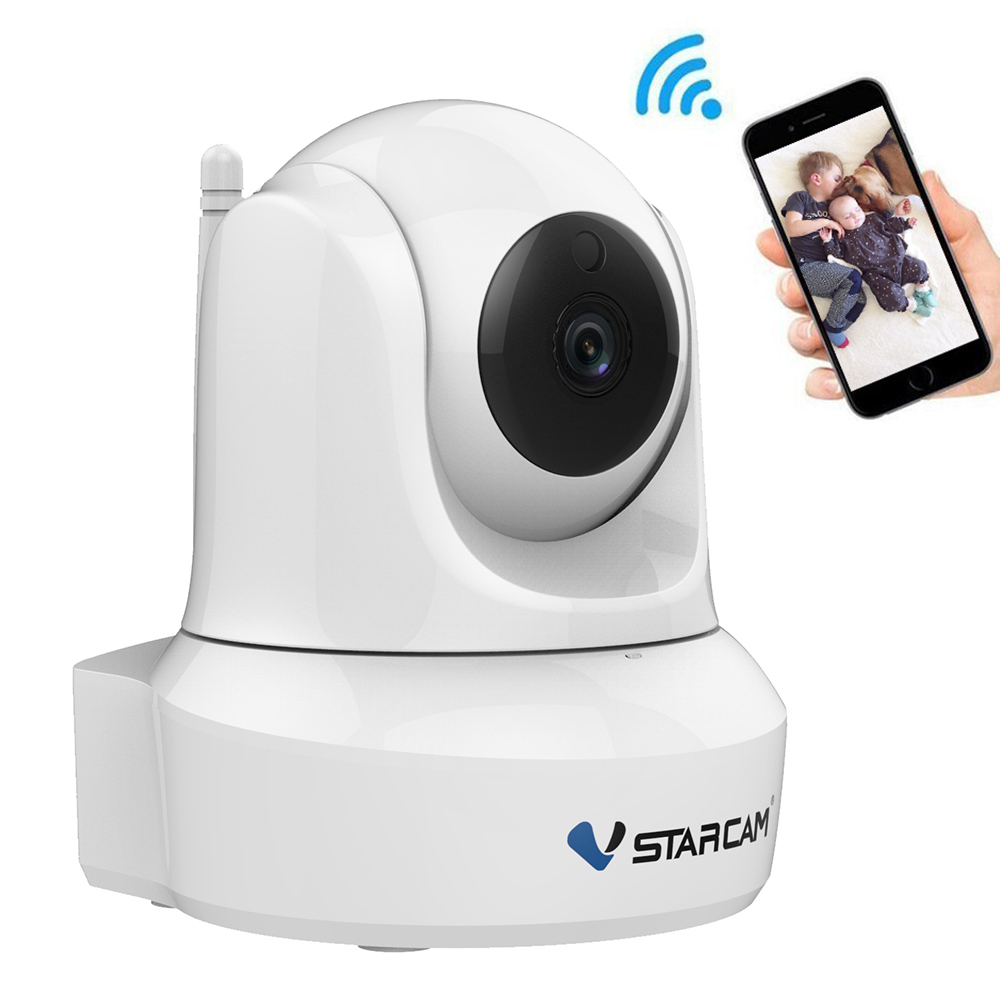 VStarcam HD Wireless IP Camera Night Vision 2 Way Audio TF Card Slot Surveillance Security Indoor CCTV Web Cam Baby Monitor easyn a115 hd 720p h 264 cmos infrared mini cam two way audio wireless indoor ip camera with sd card slot ir cut night vision