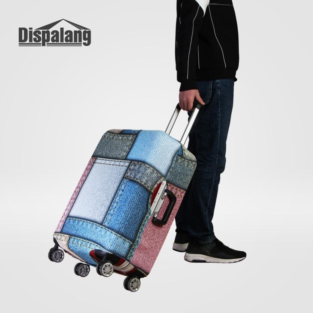 Dispalang 3D Nota Musical Impressão Caso Na Mala Para Bagagem de - Acessórios de viagem - Foto 5