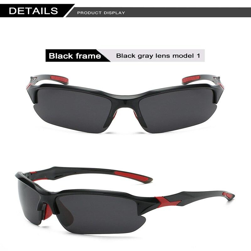 Óculos de Bicicleta Esportes Homens Uv400 Óculos