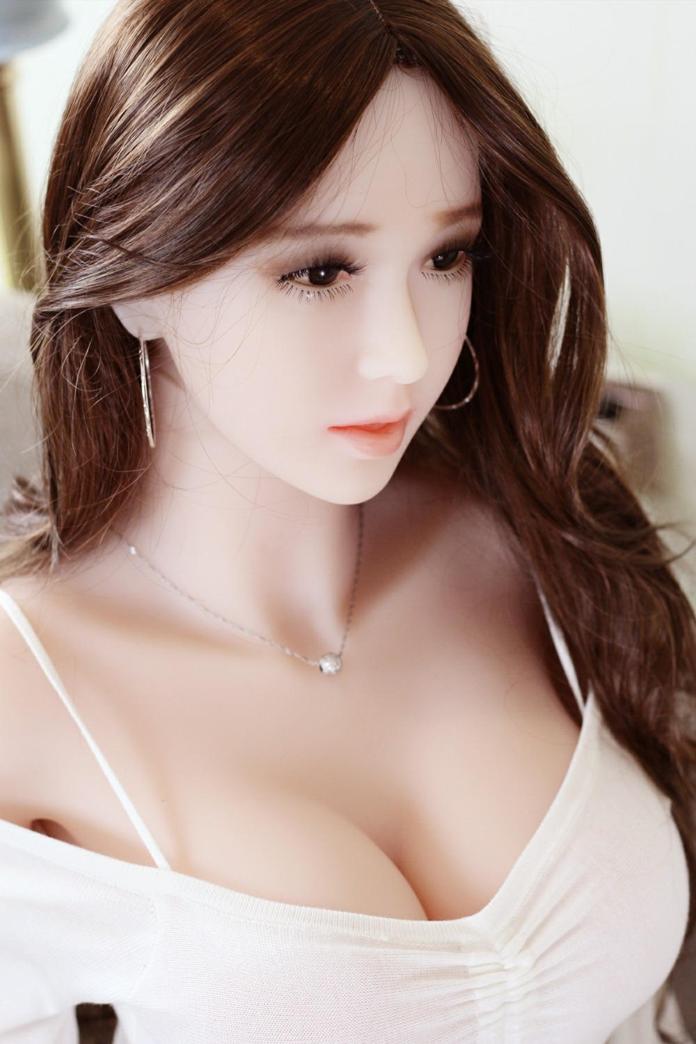 WMdoll 165cm big breast sex dolls for men TPE sexy doll adult toys Japanese Full Silicone Love doll 2