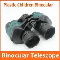 5X Plastic Toy Telescope Birthday Gift Bird Viewer Pocket Educational 5 Times Telescope Binocular for Child Children Students