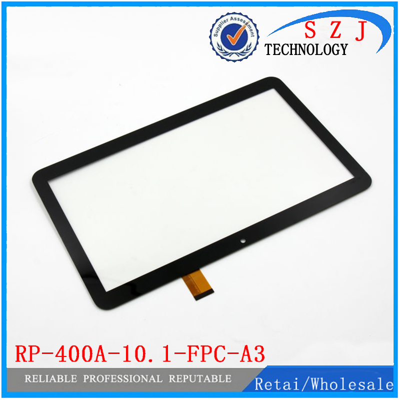 New 10.1'' inch RP-400A-10.1-FPC-A3 Tablet PC Touch Screen Glass panel replacement 247*156mm Free shipping 10pcs/lot for sq pg1033 fpc a1 dj 10 1 inch new touch screen panel digitizer sensor repair replacement parts free shipping
