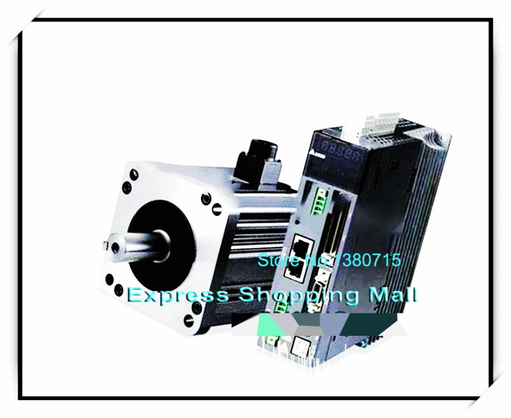 ASD-B2-1021-B+ECMA-G21309RS 130mm 220v 900w 8.59NM 1000rpm 17bit AC servo motor&drive kit&cable