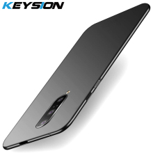 KEYSION Phone Case For Oneplus 7 Pro 1+7 Slim Hard PC Matte Armor Back Ultra thin Cover Case For Oneplus 6T 1+6 Shockproof funda