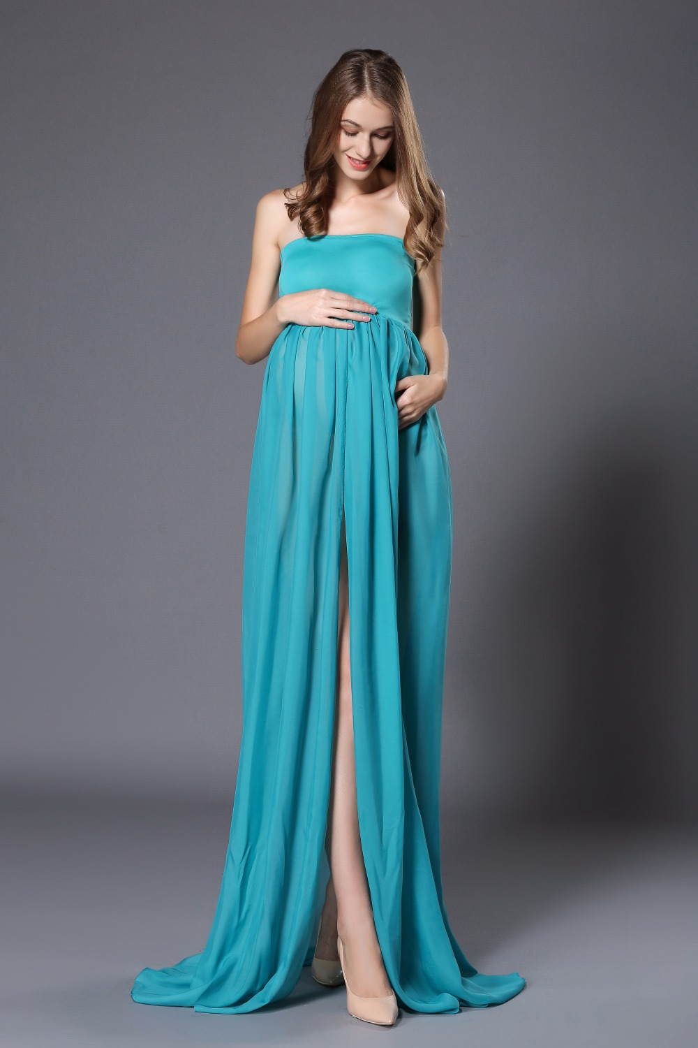 Perfect Maternity Christmas Party Dresses Illustration - All Wedding ...