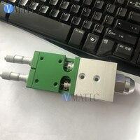 Бесплатная доставка Новый AB Дозирующий клапан Fuselage Поршень с микрометром обрезать дозатор жидкости два компонента пневматический клапан