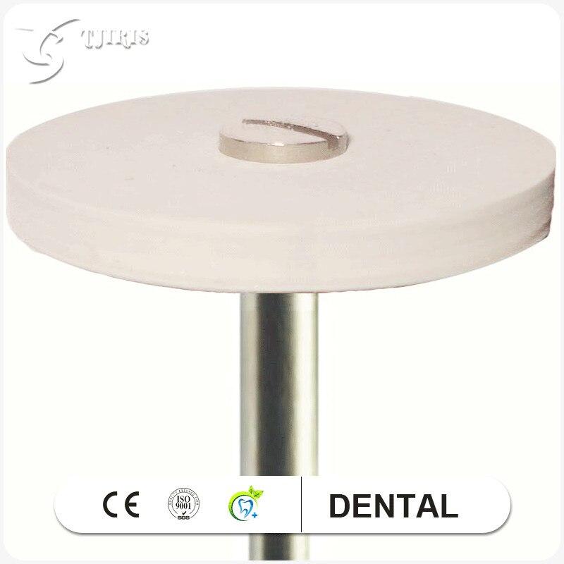 5 PCS Dental Polishing Tools Diamond Polisher For Zirconia And Ceramics dental burs preparation kit for anterior and ceramics zirconia crowns fg0610d