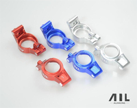 AIL RC front wheel hub carrier C seat for 1/5 Traxxas X MAXX