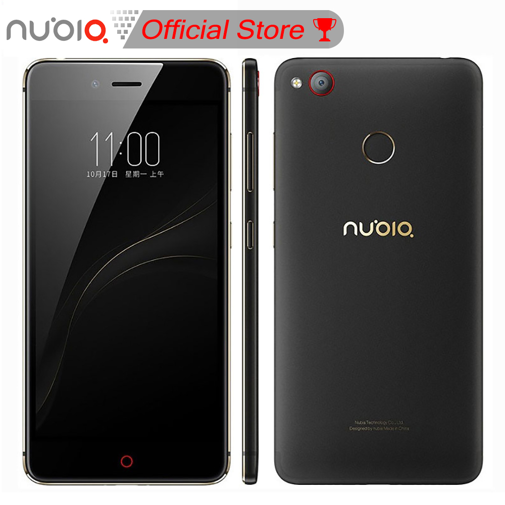 Nubia Z11 Mini S Mobile Phone 5 2Inch Snapdragon 625 MSM8953 Octa Core 2 0Ghz 4GB
