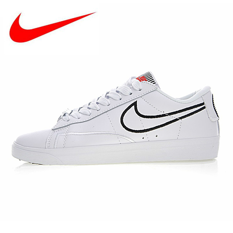 925b7e6558e Original Nike Wmns Blazer Low SE LX Men and Women Skateboarding Shoes