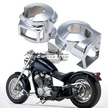 1pair Chrome CNC Aluminum Motorcycle Handlebar Switch Housing Cover For Honda Shadow 600 Vt 750 Spirit_220x220 popular handlebar switch housing buy cheap handlebar switch  at n-0.co
