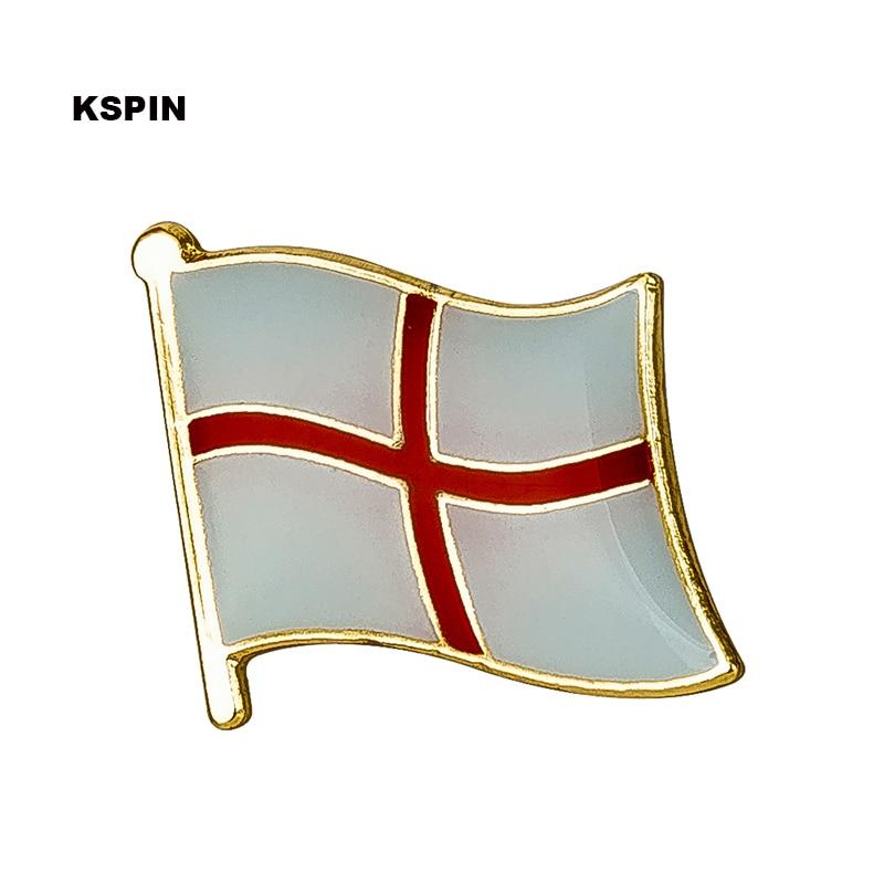 영국 깃발 옷 깃 핀 배지 핀 300pcs 많은 브로치 아이콘 KS 0234-에서뱃지부터 홈 & 가든 의  그룹 1