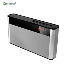 Bluetooth Speaker Portable 3.0 Bluetooth Speaker with Double Speakers HIFI Speaker Card-inserted USB Portable Stereo Subwoofer