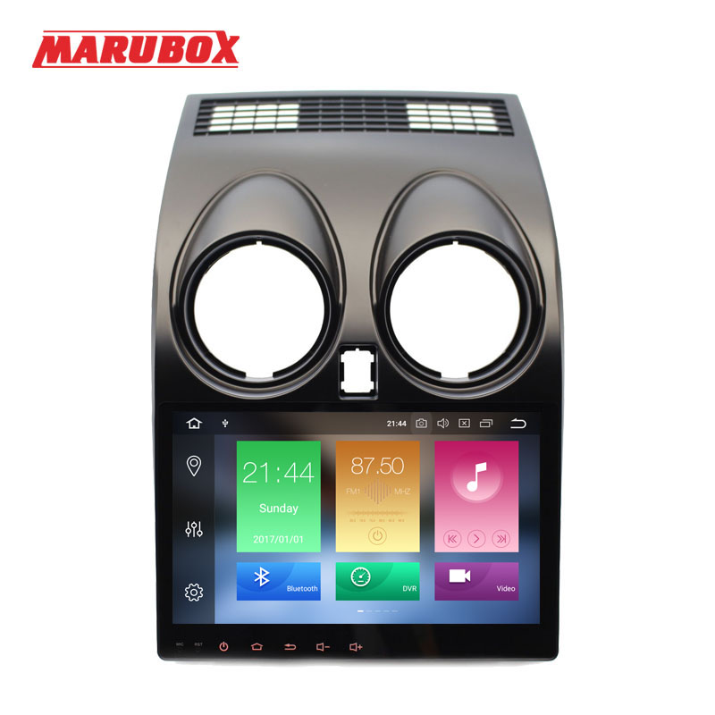 MARUBOX Head Unit For Nissan Qashqai Dualis 2Din Android 8.0 Octa Ocre 4GB RAM 9 IPS GPS Radio Car Multimedia Player 9A002PX5 ступень exagres petra cartabon ocre 33x33