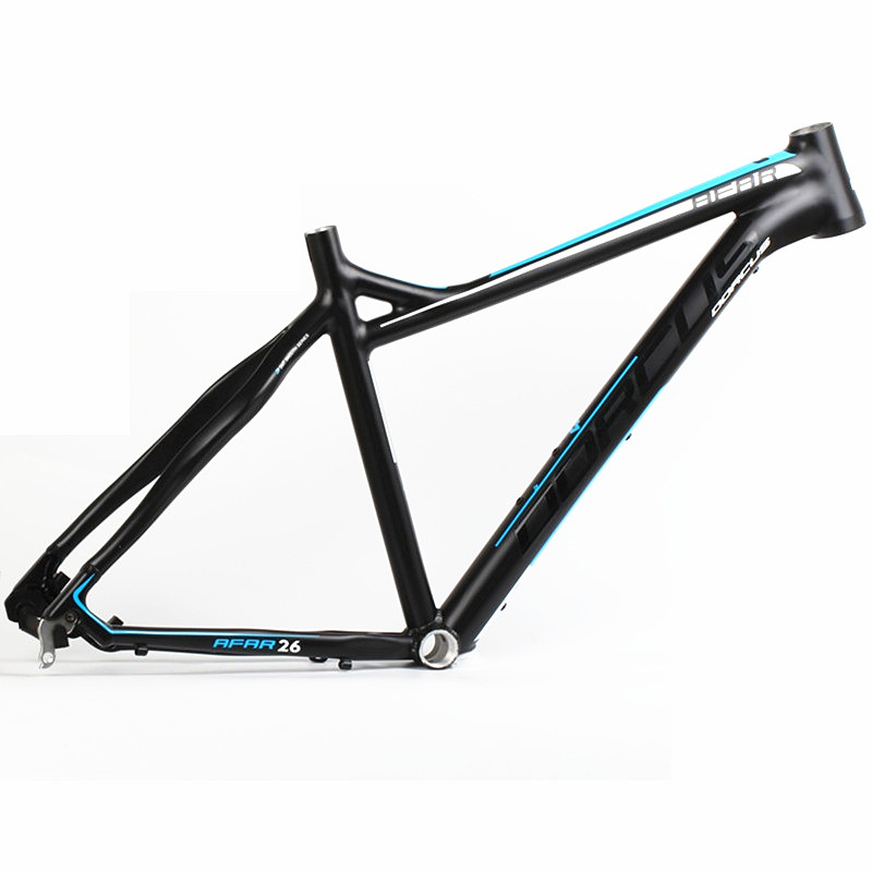 Aluminum alloy mountain bike frame bicycle frame MTB 26*15 18inch Ultra-lightweight frame Contains headset стоимость
