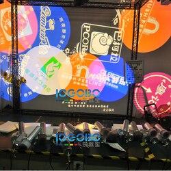 Kostenloser Versand 20 watt LED Projektor Weihnachten Gobo Decke Projektor Neuheit Dekoration Lichter Outdoor Party Disco Downlight Leuchte