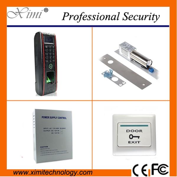 Free sdk 3000 user TCP/IP waterproof fingerprint access control system time attendance recorder biometric fingerprint access controller tcp ip fingerprint door access control reader