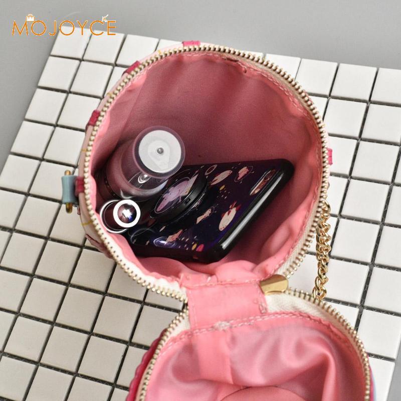 Kreatif Wanita Tas Selempang Cupcake Es Krim Bentuk Tas Bahu Tas Fashion  Messenger Tas untuk Remaja Gadis Perjalanan Bolsa 2018 di Crossbody Tas  dari Bagasi ... 40437dc570