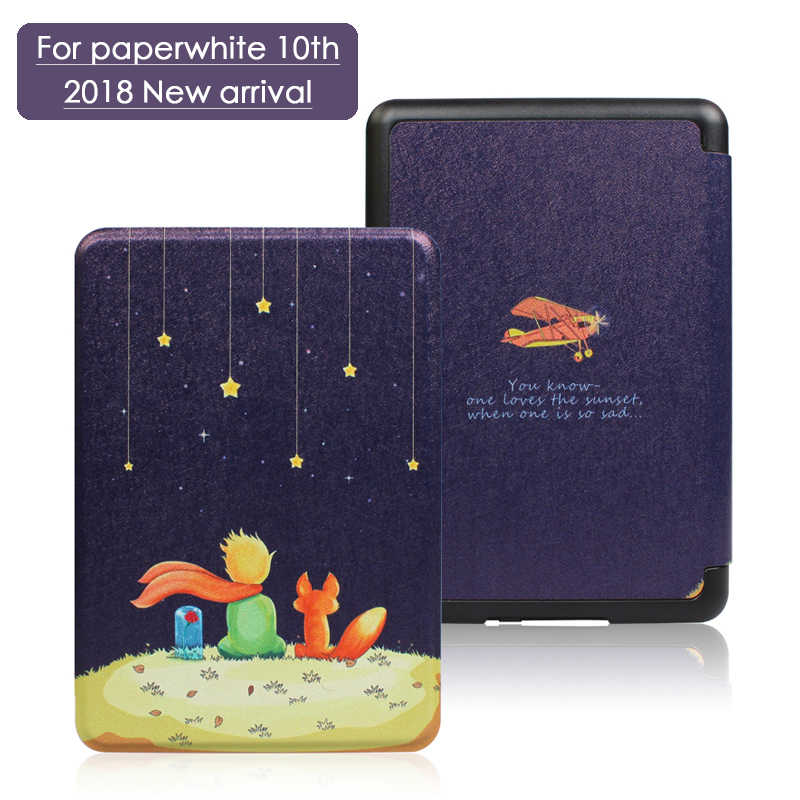 New Case For Amazon New Kindle 2018 10th Generation Magnetic