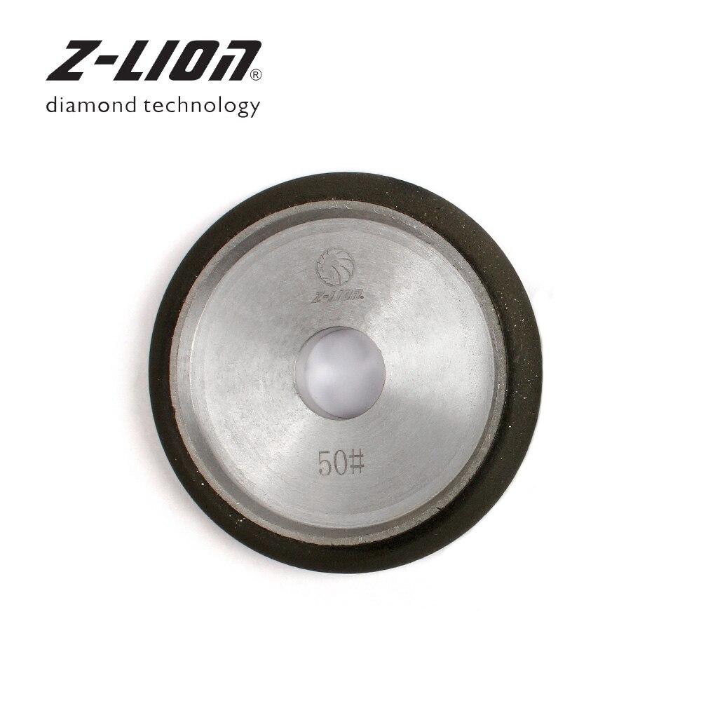 Z LEAP 4 Inch R7 Diamond Fluting Wheels Granite Marble Sanding Disc Wet Use Resin Bond Abrasive Pad Hole 22.23mm Grit 50 3000|Polishing Pads|   - AliExpress