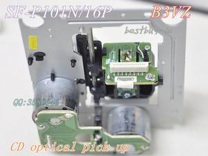 Image 4 - New SF P101N 16P Laser Lens Lasereinheit SF P101N SFP101N 16pin Optical Pickup Replacement For San yo CD DVD Player