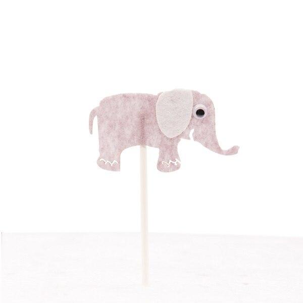 Elephant Monkey 1st birthday decorations 5c64f9ae5e4e1