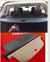 Rear Trunk Security Shield Cargo Cover For Volkswagen VW Tiguan 2010 11 12 13 14 15 2016 2017 2018 High Qualit Auto Accessories