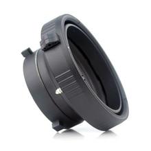 Supon Bowens a Elinchrom adaptador de anillo de montaje intercambiable para Flash estroboscópico de estudio