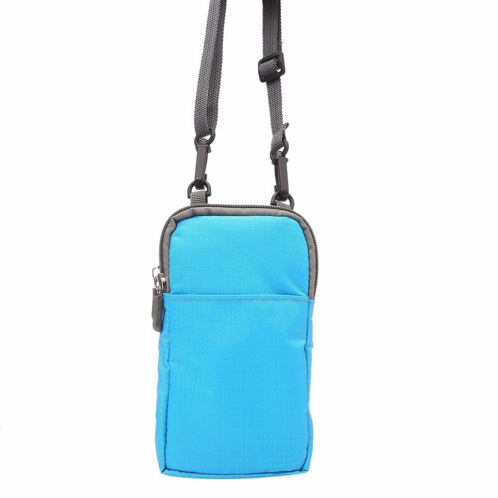 Waterproof Crossbody Handbag Phone Pouch Case For Samsung Galaxy S10 S10e S10+ S9 S9+ S8 S7 S6 Edge Plus Note 9 8 5 A3 A5 A7