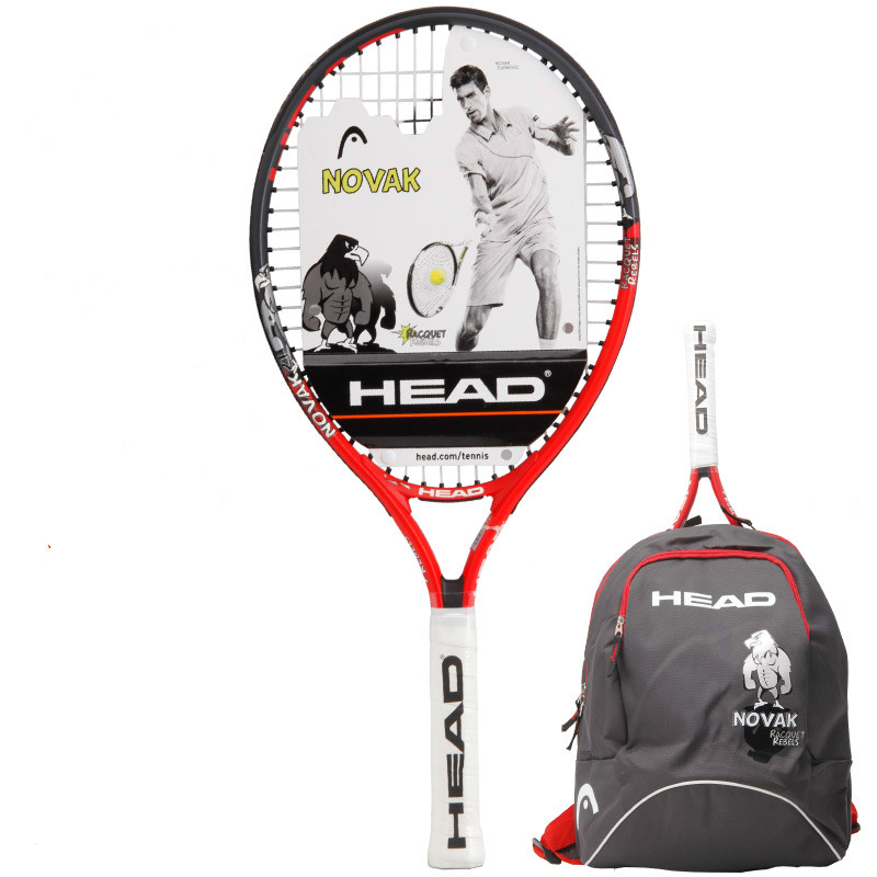Head Ti.Murray Junior 21 Tennis Racket and Cover New in Packaging