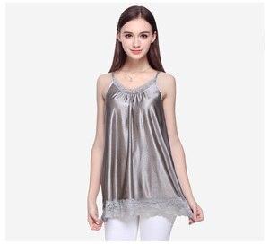 100% Серебряное волокно супер защита леди слинг платье, EMF экранированный камзол одежда. Компьютер, телефон радиационной защиты Холтер