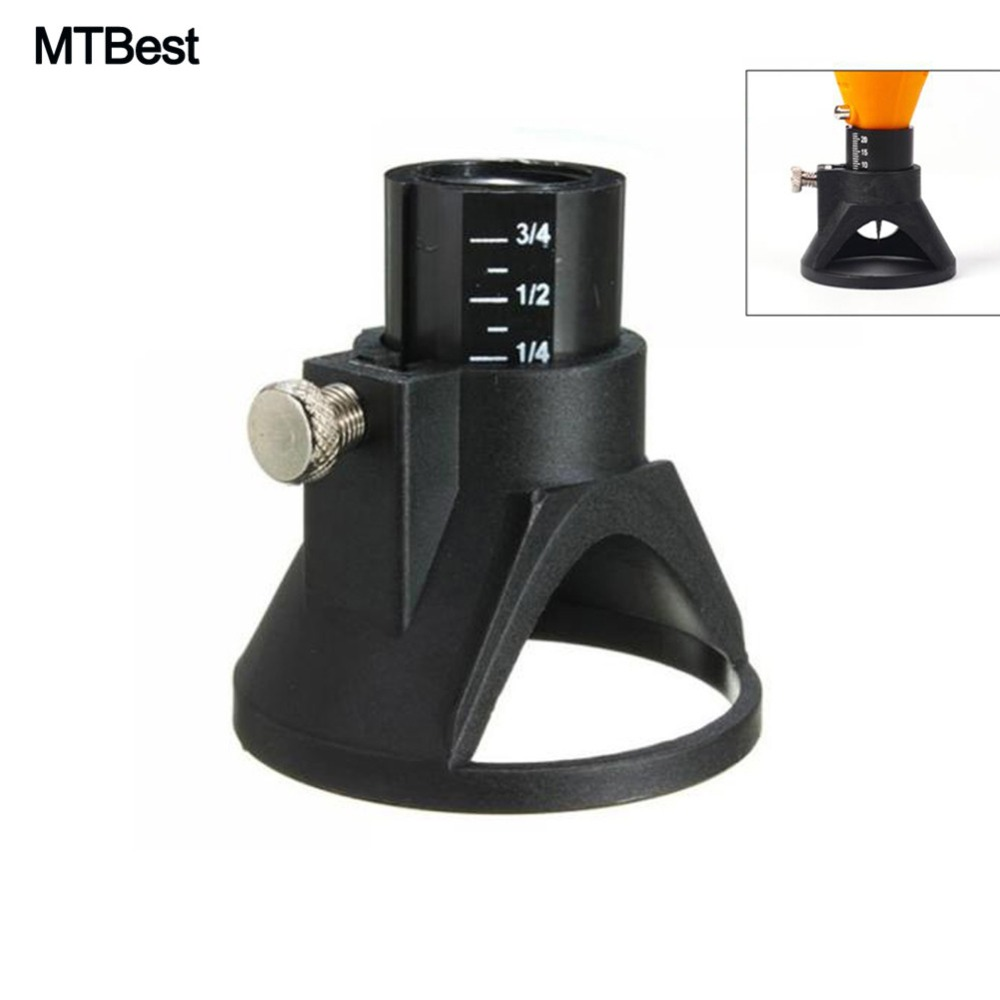 Electric Grinding Locator Dremel Accessories Multipurpose Cutting Guide Attachment Drill's Dedicated Fixed Base Holder Locator