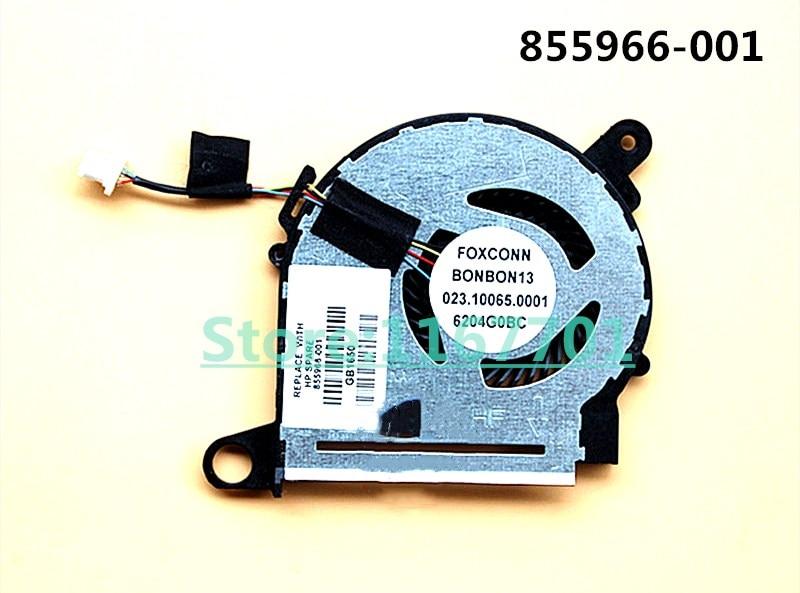 New Original FOR HP M3-U CPU COOLING FAN 855966-001 NS65B06