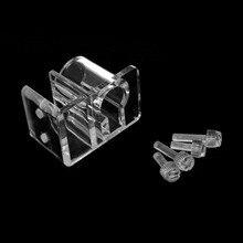 Аквариум акриловый аквариум фильтр отток приток трубы водяной шланг держатель