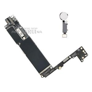 Image 3 - Original unlocked for iphone 7 plus Motherboard With Touch ID/ Without Touch ID,for iphone 7P Mainboard With Chips Logic board
