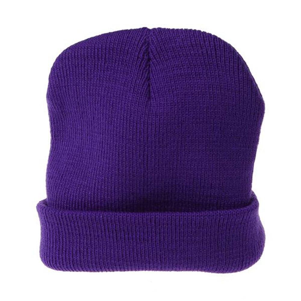 ABWE Best Sale Sweetness children cap girl hat beanie hat knit hat for girls Baby Children purple