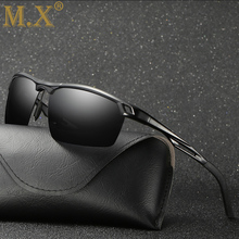 где купить 2019 Mens Polarized Night Driving Sunglasses Men Brand Designer Yellow Lens Night Vision Driving Glasses Goggles Reduce Glare по лучшей цене